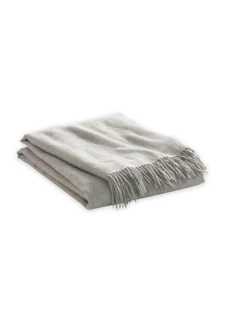 Decke Valero aus reinem Alpaka
