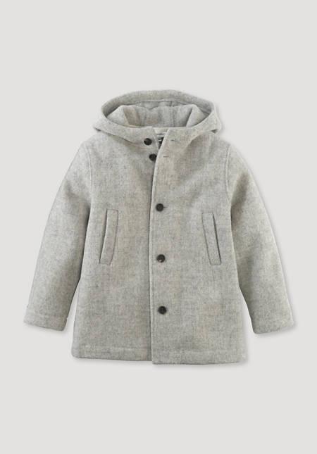 Deichschaf Jacke aus reiner Schurwolle