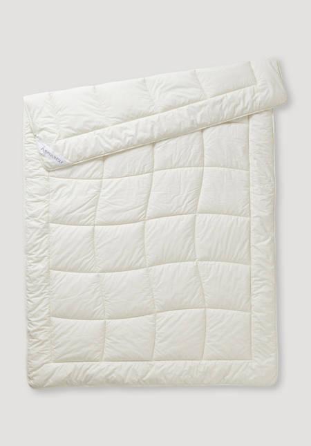 Duo-Decke aus reiner Bio-Baumwolle