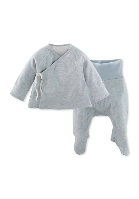 Erstausstattung aus Bio-Baumwolle mit Schurwolle