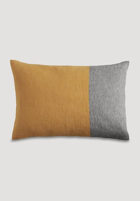 Flannel cushion cover Tahata