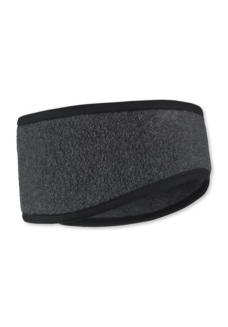 Fleece Stirnband aus reiner Bio-Baumwolle