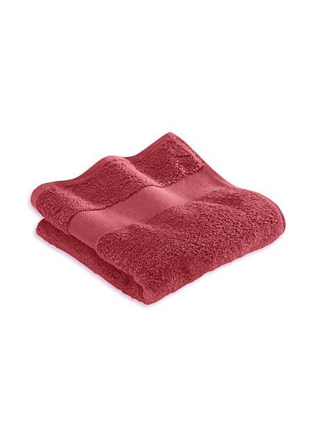 Frottee-Handtuch aus reiner Bio-Baumwolle