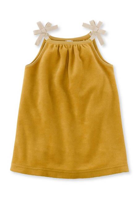 Frottee Kleid aus reiner Bio-Baumwolle