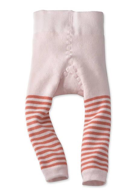 Frottee Leggings aus Bio-Baumwolle