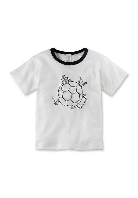 Fußball-Shirt aus reiner Bio-Baumwolle
