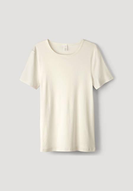 Halbarm-Hemd ModernNATURE aus reiner Bio-Baumwolle