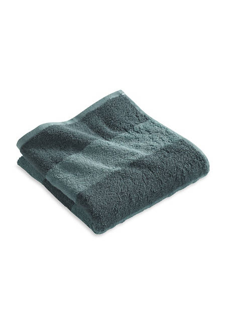 """Handtuch """"Breiter Streifen"""" aus reinem Bio-Baumwoll-Frottee"""