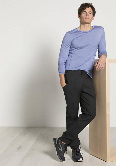 Herren Cargo-Hose aus Bio-Baumwolle mit Hanf