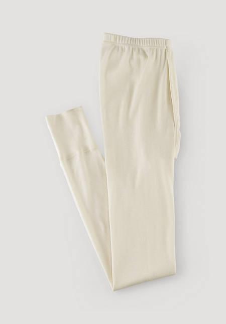 Herren Lange Pants PureNATURE aus reiner Bio-Baumwolle