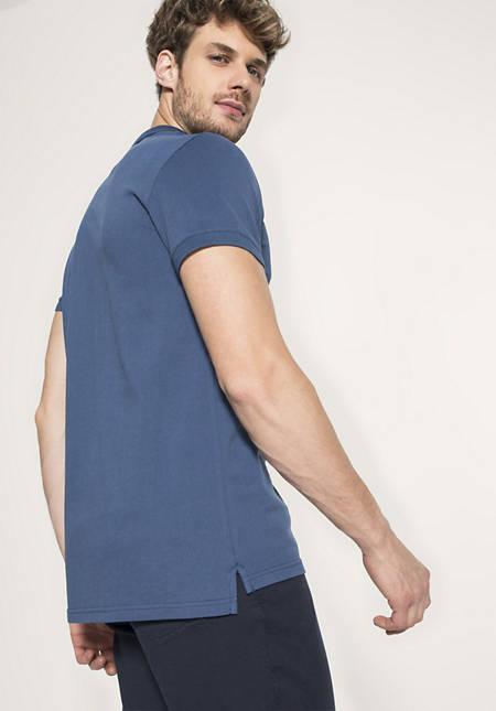 Herren Poloshirt aus reiner Bio-Baumwolle