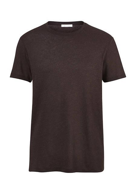 Herren Shirt aus Bio-Baumwolle mit Schurwolle