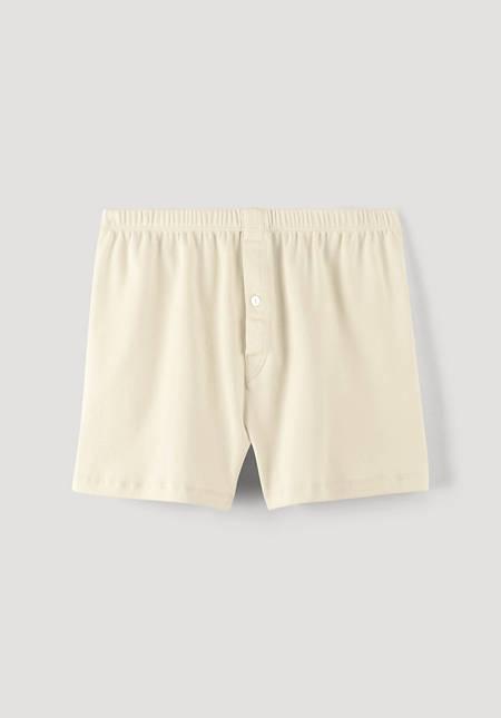Herren Shorts PureNATURE aus reiner Bio-Baumwolle
