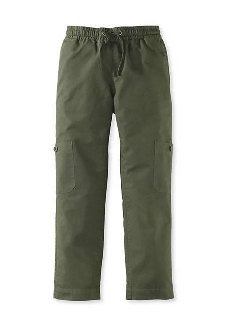 Hose aus Bio-Baumwolle mit Hanf