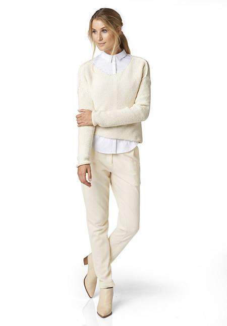 Hose aus reiner Bio-Baumwolle