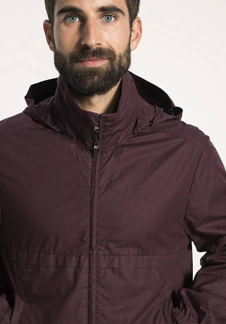 Innovative Ripstop-Windjacke Nature Shell