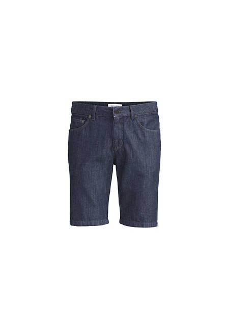 Jeans Bermudas aus reiner Bio-Baumwolle