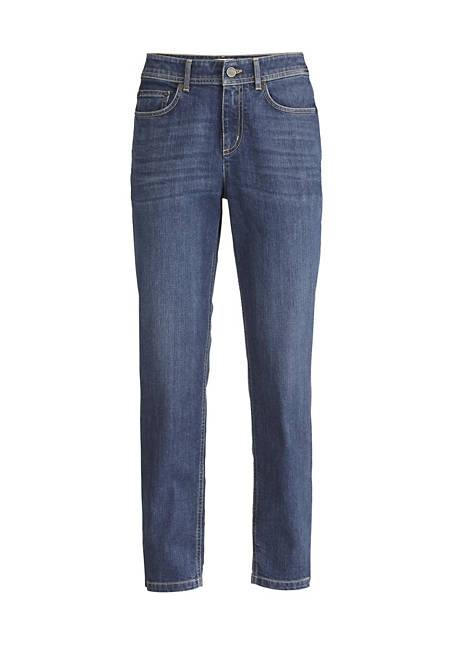 Jeans Boyfriend Fit aus Bio-Denim