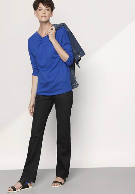 Jeans Comfort Fit aus reiner Bio-Baumwolle