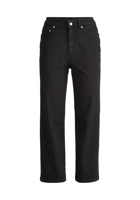 Jeans-Culotte aus Bio-Denim