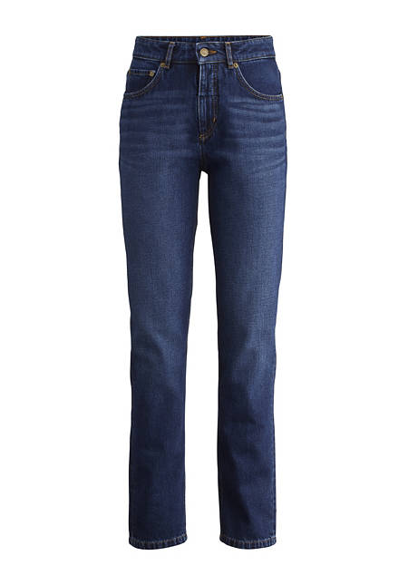 Jeans Hanna Mom Fit aus reinem Bio-Denim