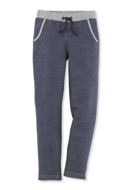 Jeans Jersey Hose aus reiner Bio-Baumwolle