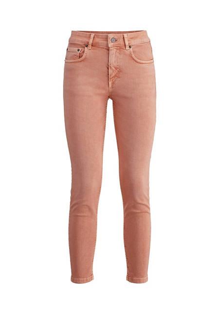 "Jeans Lina Skinny Fit ""Mineral Dye"" aus Bio-Denim"