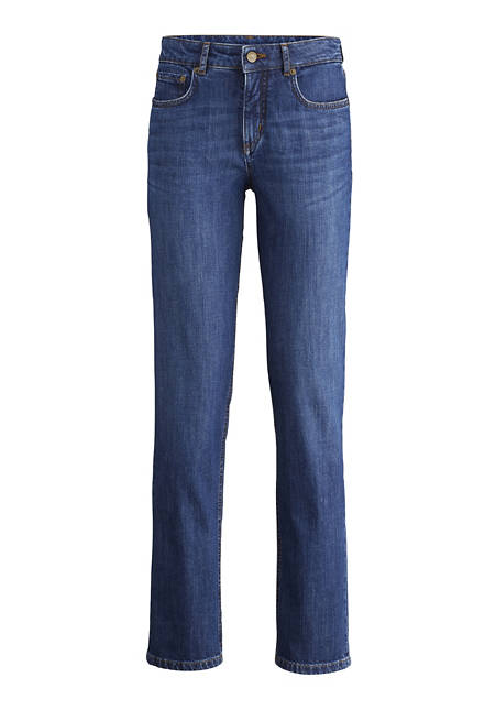 Jeans Marie Straight Fit aus Bio-Denim