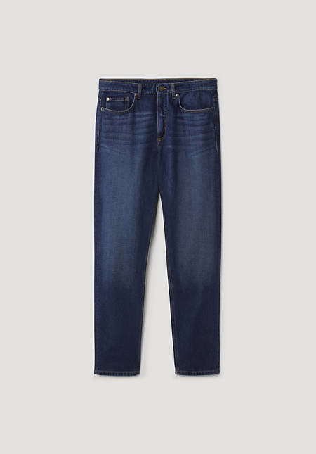 Jeans Max Tapered Fit aus reinem Bio-Denim