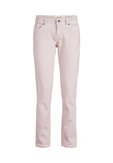 Jeans Slim Fit Coloured Denim aus Bio-Denim
