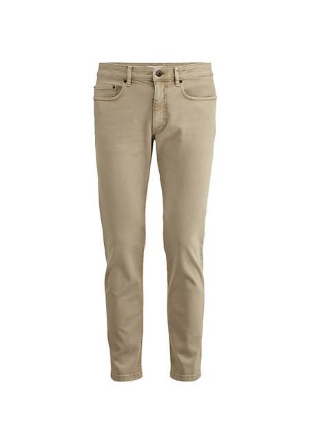Jeans Slim Fit mineralgefärbt aus Bio-Denim