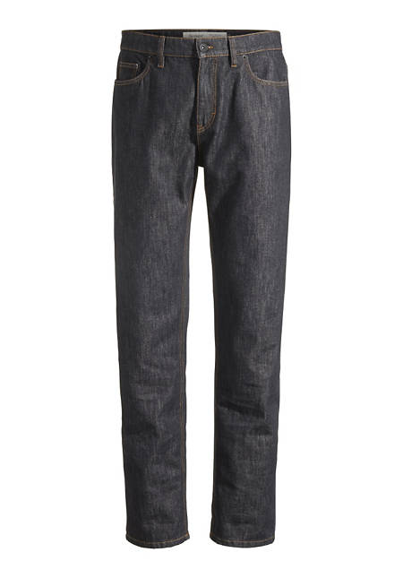 Jeans Winter-Denim Comfort Fit aus reinem Bio-Denim