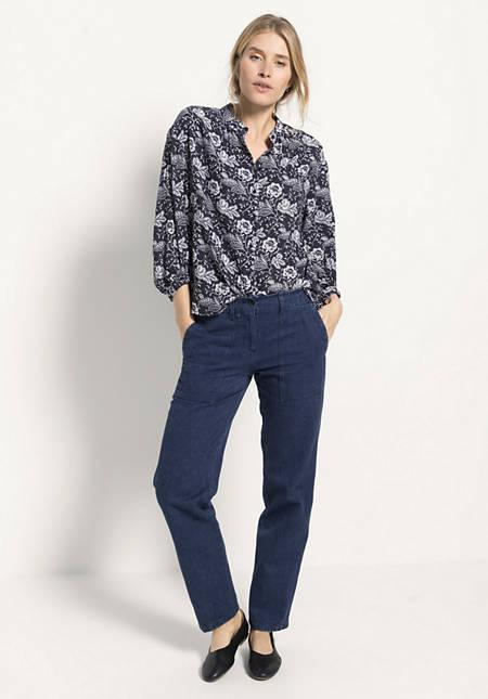 Jeans aus Hanf mit Bio-Baumwolle