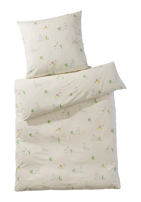 Jersey Bettwäsche aus reiner Bio-Baumwolle