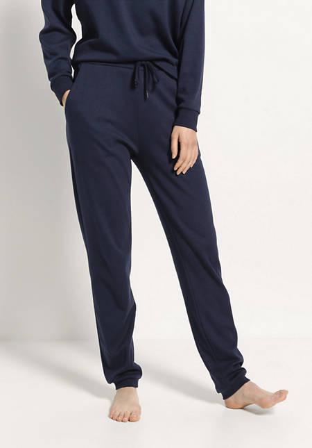 Jersey-Hose aus Bio-Baumwolle und TENCEL™Modal