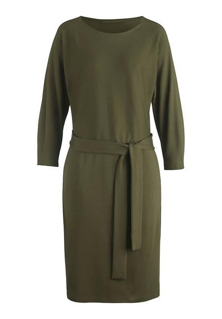 Jersey-Kleid aus Bio-Baumwolle und TENCEL™Modal