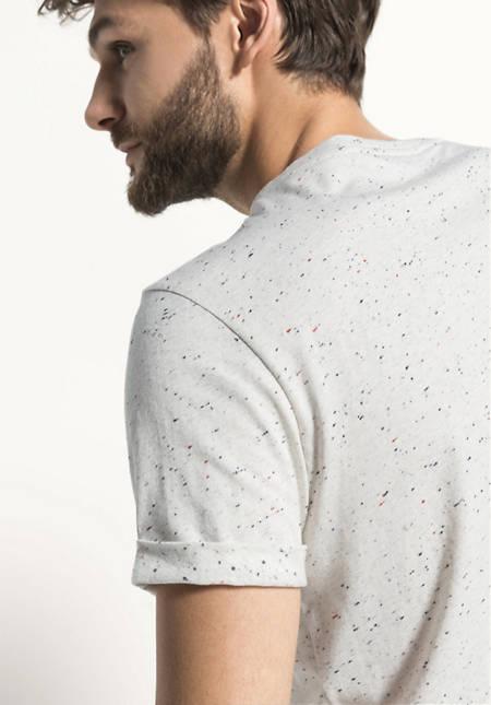 Jersey-Shirt aus reiner Bio-Baumwolle