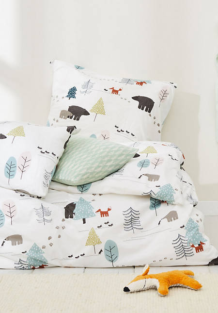 Jersey bed linen made from pure organic cotton