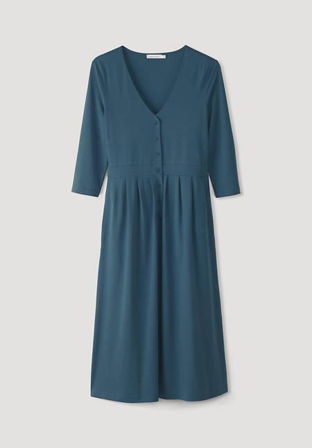 Jersey dress made of pure Pima organic cotton