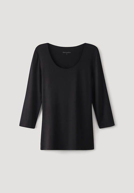 Jersey shirt made of TENCEL ™ Modal