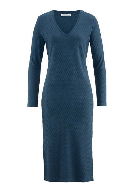 Jerseykleid aus Bio-Baumwolle