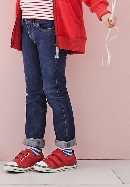 """Jungen und Mädchen Leder-Sneaker """"Sol"""""""