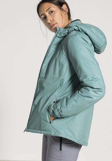 Kapuzen-Jacke Nature Shell