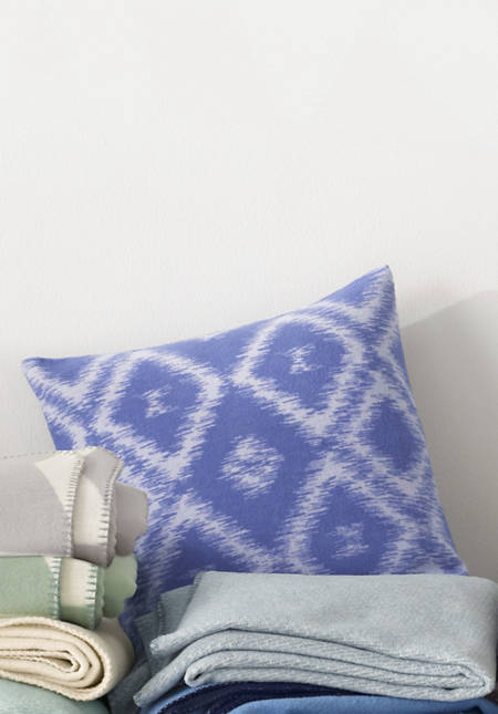 Kissenhülle Samarkand aus reiner Bio-Baumwolle