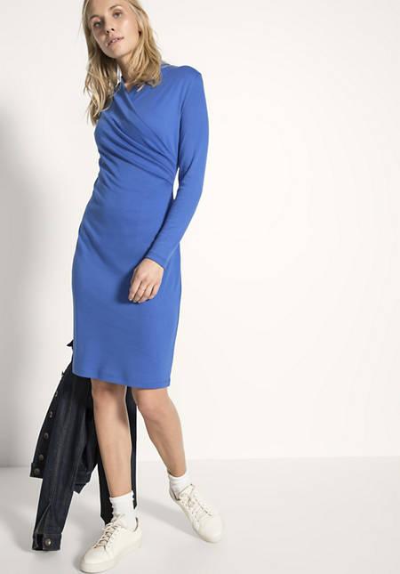 Kleid aus Bio-Baumwoll und Modal
