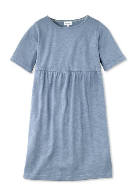 Kleid aus Bio-Baumwolle und Hanf