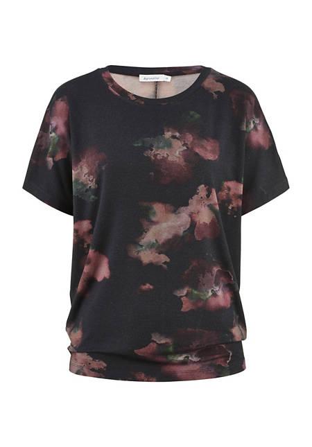 Kurzarm-Shirt aus TENCEL™Modal