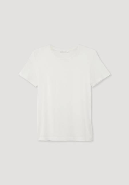Kurzarm-Shirt aus reiner Bio-Baumwolle
