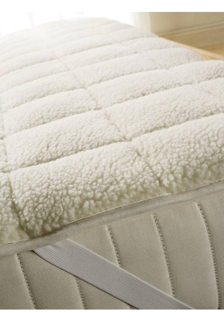 Lammflor-Unterbett in Bio-Qualität