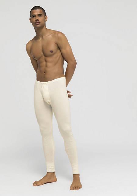 Lange Pants PureNATURE aus reiner Bio-Baumwolle
